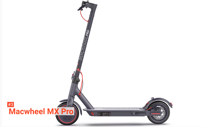 top 5 best electric scooter 2021