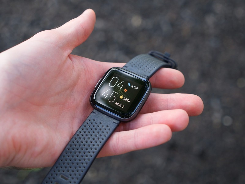 the picture of Fitbit Sense